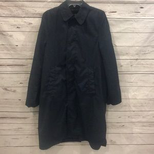 Executive Men's Store lined trench coat